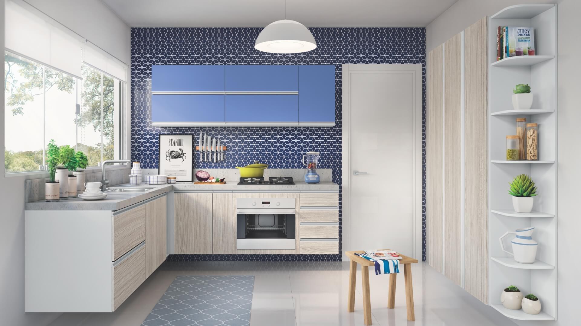 Cozinha Floren A M Veis Rimo