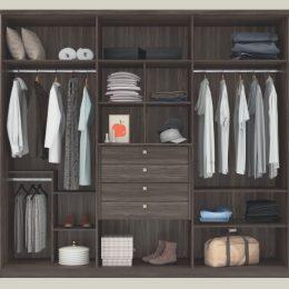 6 dicas para deixar seu guarda roupa organizado e facilitar o seu dia-a-dia