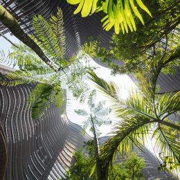 Cidades sustentáveis. Conceito Urban Jungle cresce mundo a fora