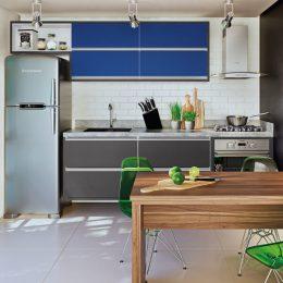 Layouts para cozinha, conheça o mais adequado para sua casa