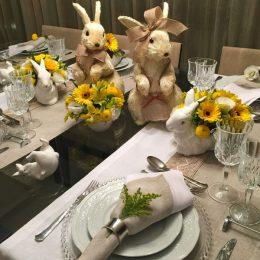 Como decorar a mesa na Páscoa