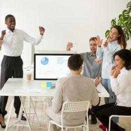 Como motivar a equipe de vendas neste fim de ano