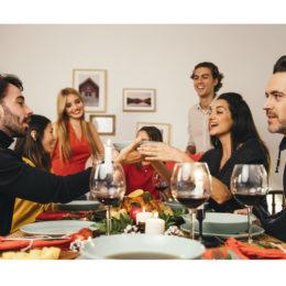Festas de fim de ano: como receber bem as pessoas na sua casa