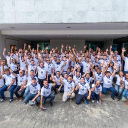 Nova linha de produtos é destaque na convenção de vendas da Móveis Rimo