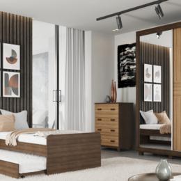 5 regras essenciais para decorar quartos pequenos