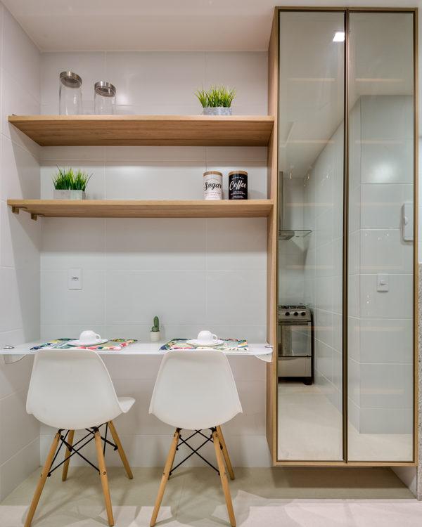 Cristaleira planejada Rimo: aconchego e modernidade para sua casa