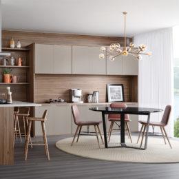 Sala de jantar planejada é sinônimo de beleza e funcionalidade
