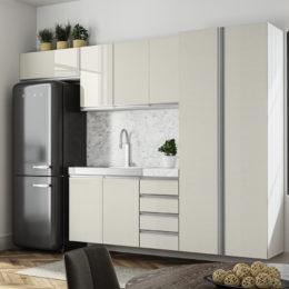 Cozinha pequena: como decorar gastando pouco